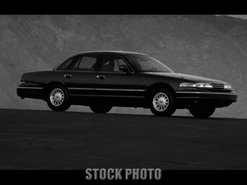 Used 1997 Ford Crown Victoria