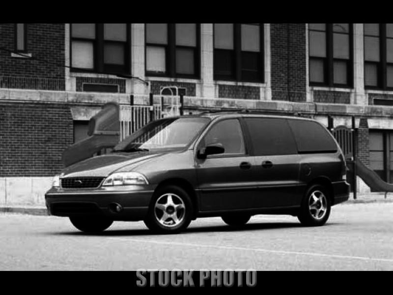 Used 2002 Ford Windstar Vans