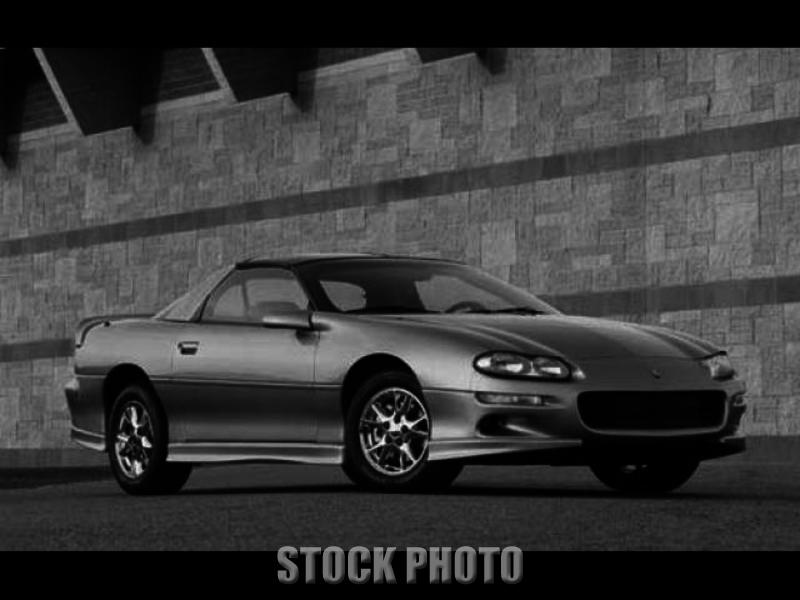 Used 2002 Chevrolet Camaro Z28 Coupe 2D