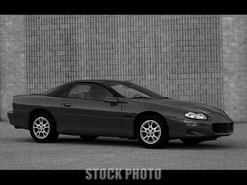 Used 2000 Chevrolet Camaro Z28