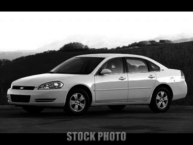 2006 Chevrolet Impala LT Sedan 4-Door 3.9L