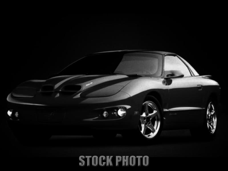 Used 2000 Pontiac Firebird Trans Am