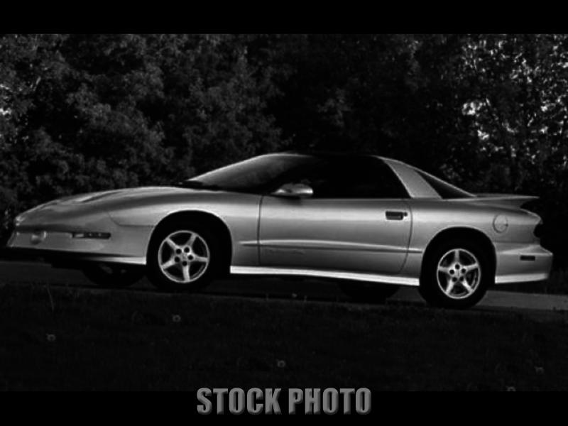 Used 1995 Pontiac Firebird Coupe