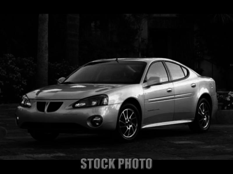 Used 2004 Pontiac Grand Prix GT GT1