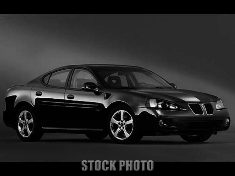 Used 2007 Pontiac Grand Prix 4d Sedan