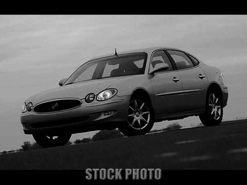 Used 2005 Buick LaCrosse 4d Sedan CX