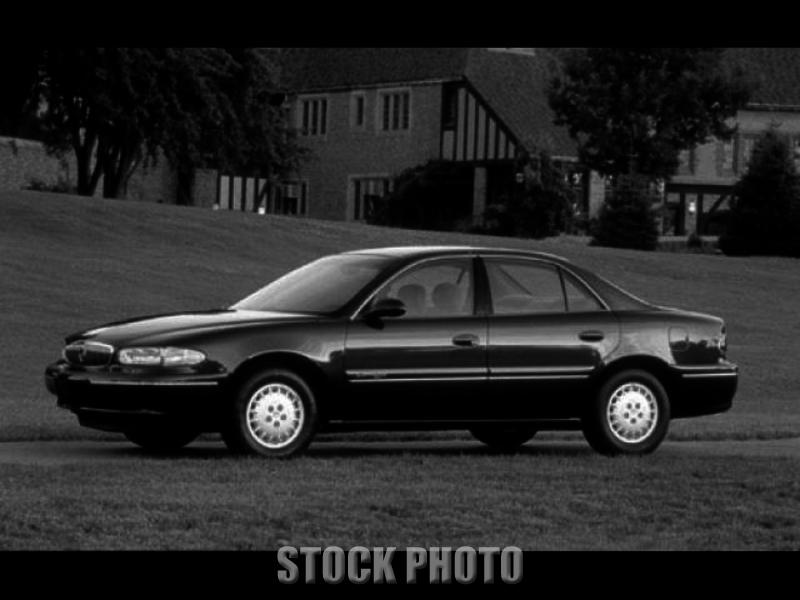 2001 Buick Century Custom Sedan 4-Door 3.1L