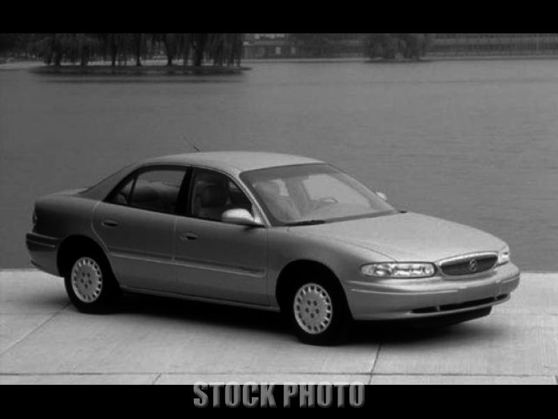 Used 2001 Buick Century Limited