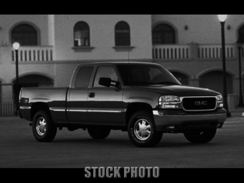 Used 1999 GMC SIERRA K1500