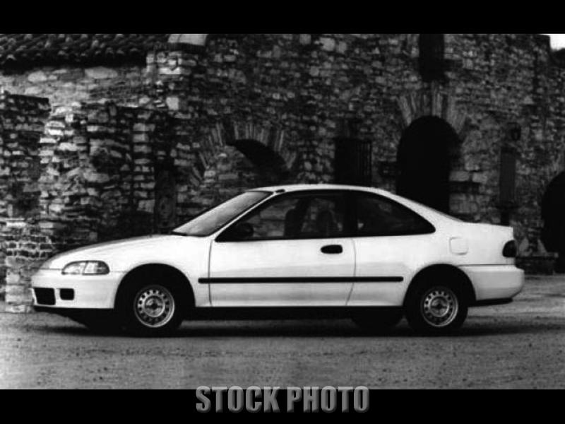 Used 1994 Honda Civic DX Coupe 2D