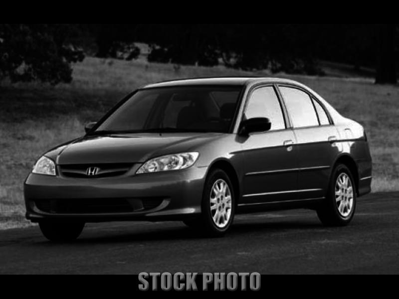 Used 2005 Honda Civic Sdn 4D Sedan