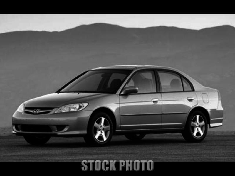Used 2004 Honda Civic EX