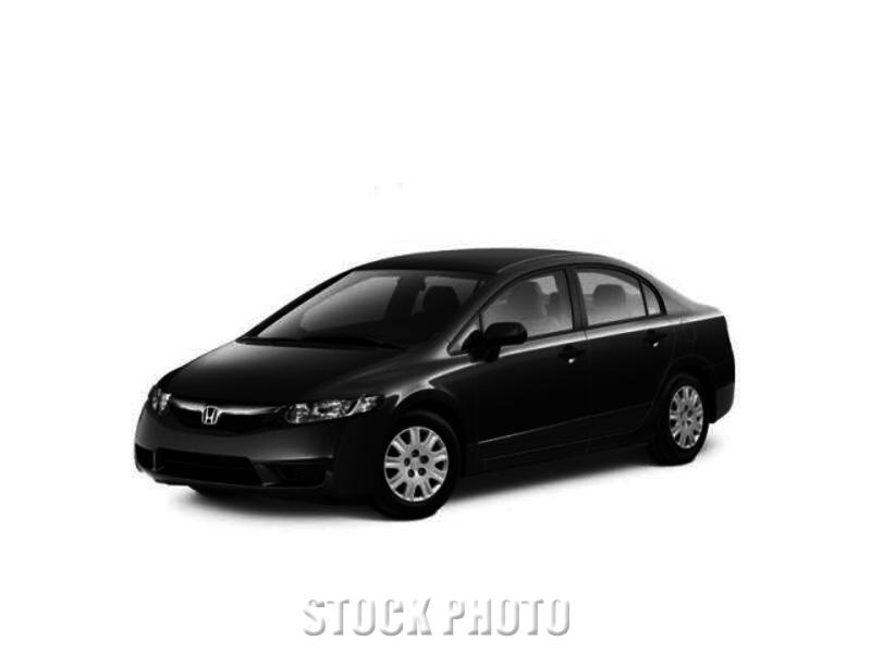 Used 2009 Honda Civic DX-VP