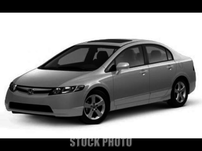 Used 2008 Honda Civic Sdn EX-L