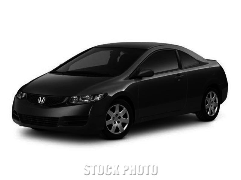 Used 2011 Honda Civic Cpe LX