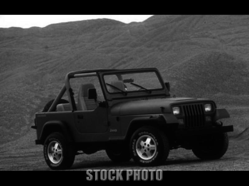 1991 Jeep Wrangler Sahara