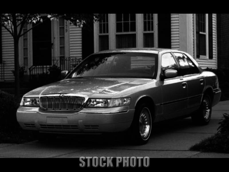 Used 1998 Mercury Grand Marquis