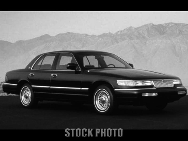 Used 1993 Mercury Grand Marquis LS