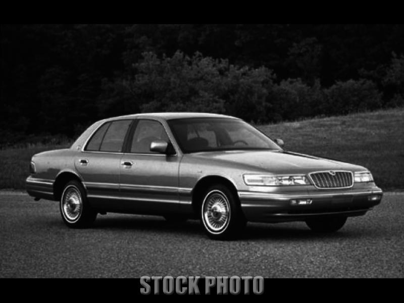 Used 1996 Mercury Grand Marquis