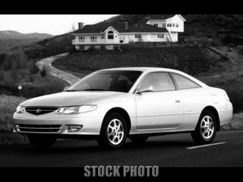 Used 2001 Toyota Camry Solara Se V6