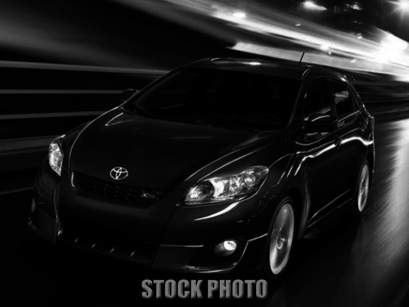 Used 2009 Toyota Matrix XRS Sport Wagon 4D