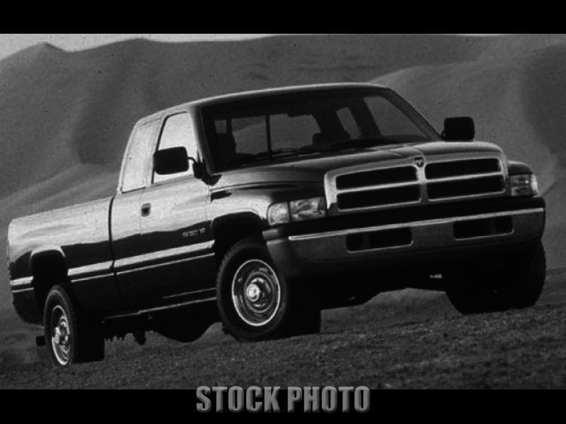 1997 Dodge Ram 3500 Base Extended Cab Pickup 2-Door 5.9L
