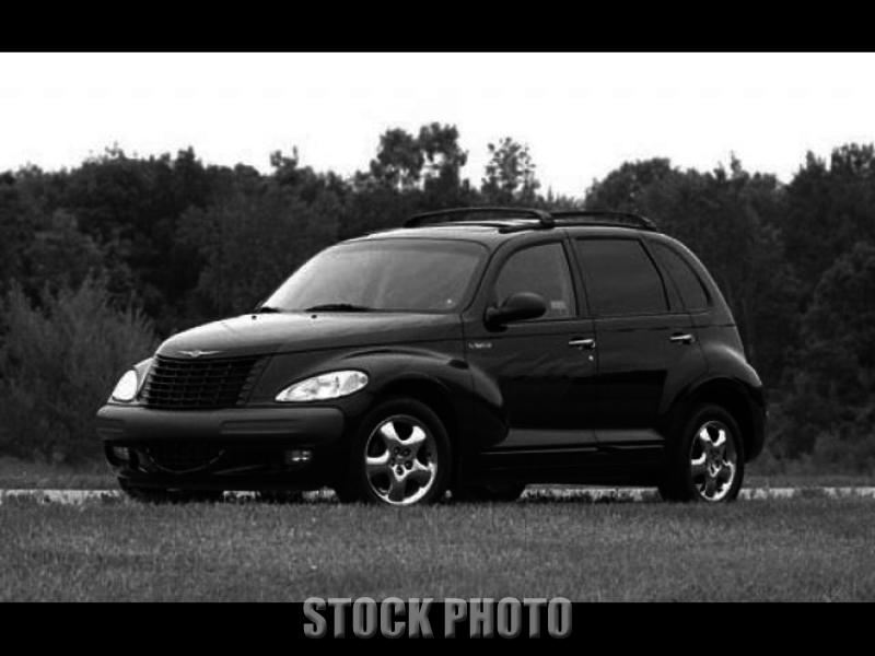 Used 2004 Chrysler PT Cruiser Touring Edition