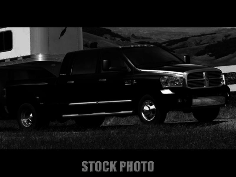 2007 Dodge Ram 3500 4x4 Cummins QuadCab
