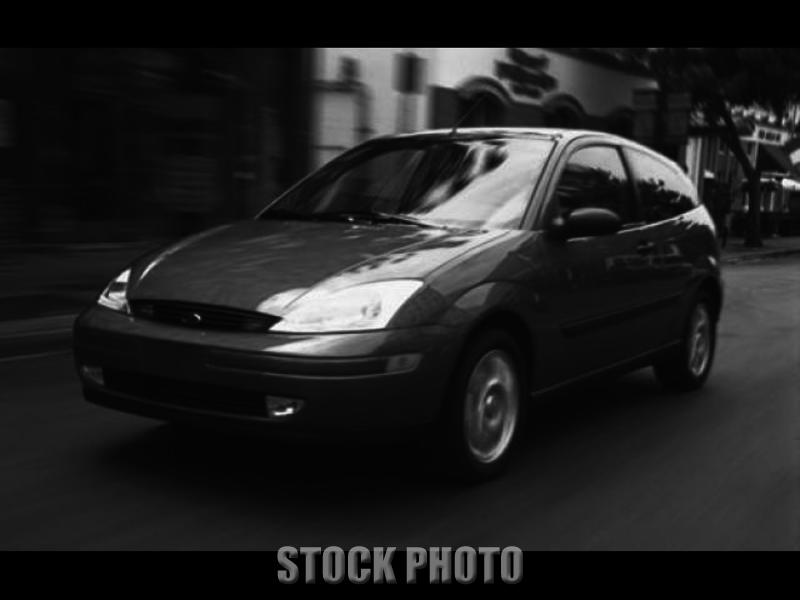 Used 2001 Ford Focus ZX3 Hatchback 2D