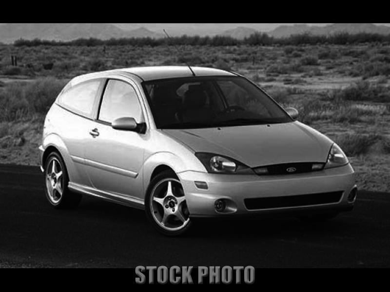2004 Ford Focus SVT   (No reserve)