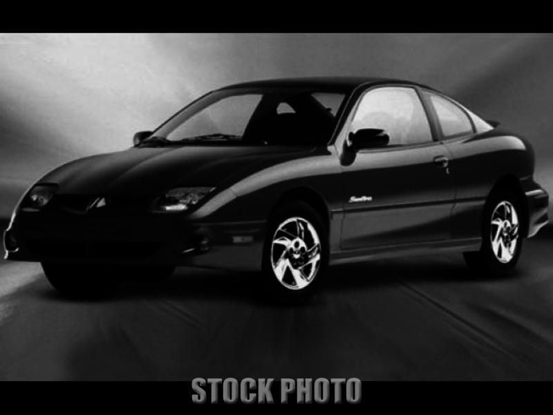 Used 2000 Pontiac Sunfire SE Coupe 2D
