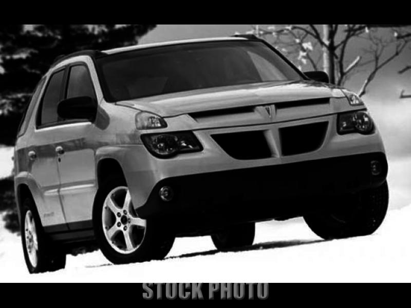 2003 Pontiac Aztek One Owner, All Power Options