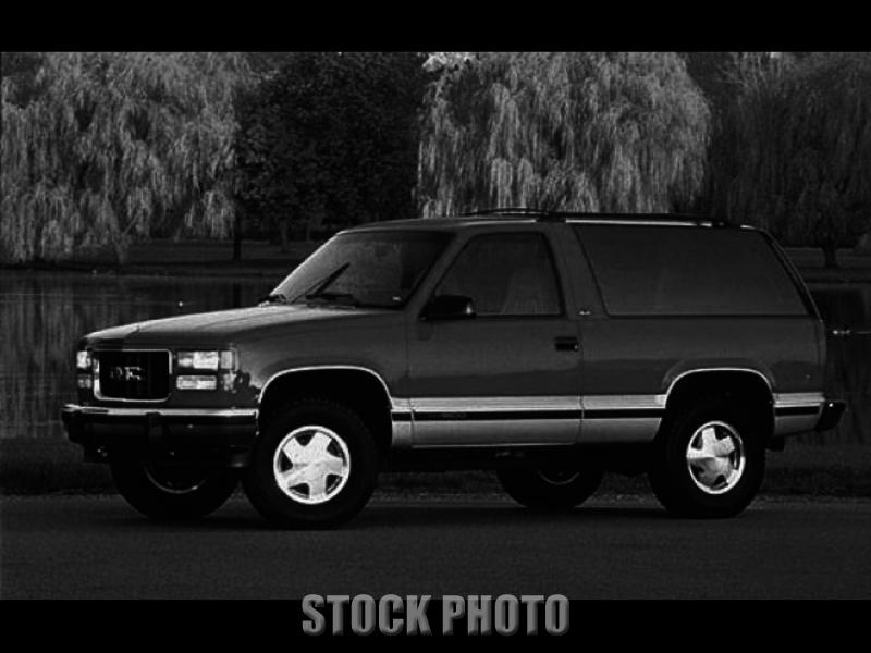 Used 1996 GMC Yukon