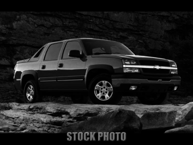 Used 2003 Chevrolet Avalanche 1500
