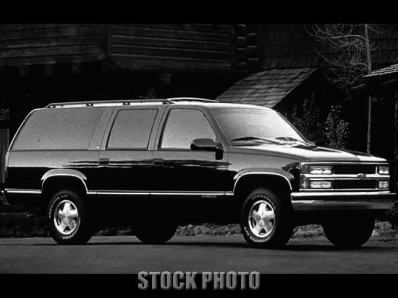 Used 1997 chevrolet suburban 1500