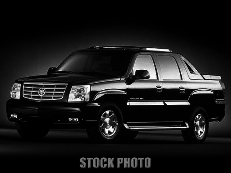 Used 2005 Cadillac Escalade EXT