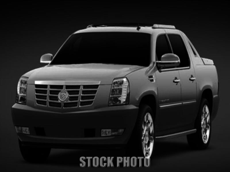 Used 2009 Cadillac Escalade AWD EXT