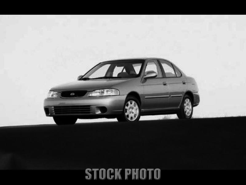 Used 2000 NISSAN SENTRA