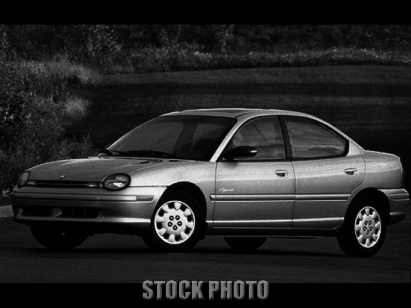 Used 1999 Plymouth Neon Highline