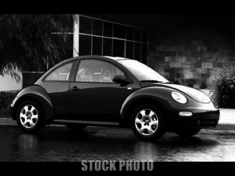 2003 Volkswagen Beetle GLX Hatchback 2-Door 1.8L