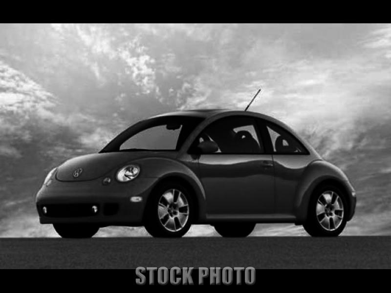 Used 2003 Volkswagen New Beetle Turbo S