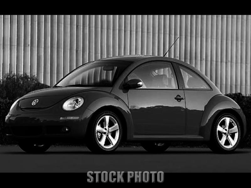 Used 2007 Volkswagen New Beetle 2-5L Option Package 1
