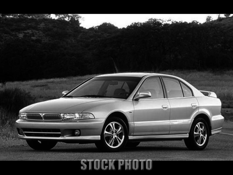 Used 2001 Mitsubishi Galant ES