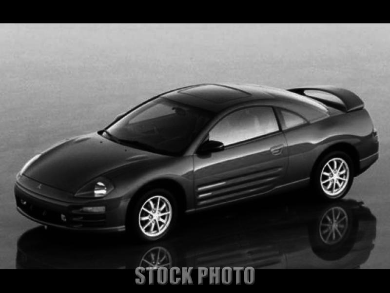 1999 Mitsubishi Eclipse Coupe (2000 Model/Shape)