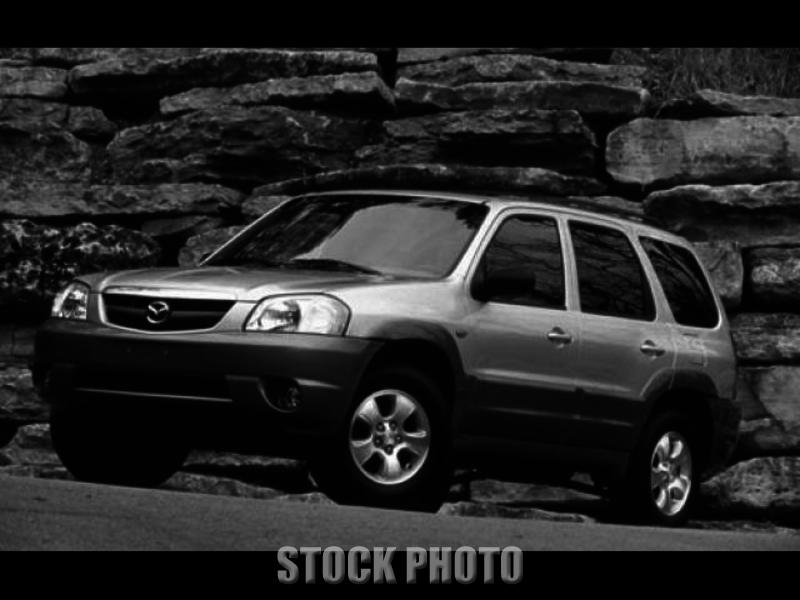 Used 2003 Mazda Tribute ES