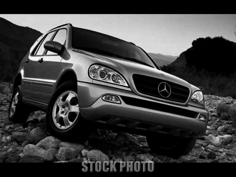 Used 2003 Mercedes-Benz M-Class ML350