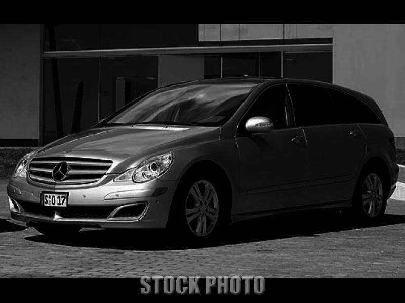 Used 2006 Mercedes-Benz R-Class 4MATIC 4dr 5.0L