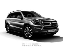 2013 Mercedes-Benz GL-Class