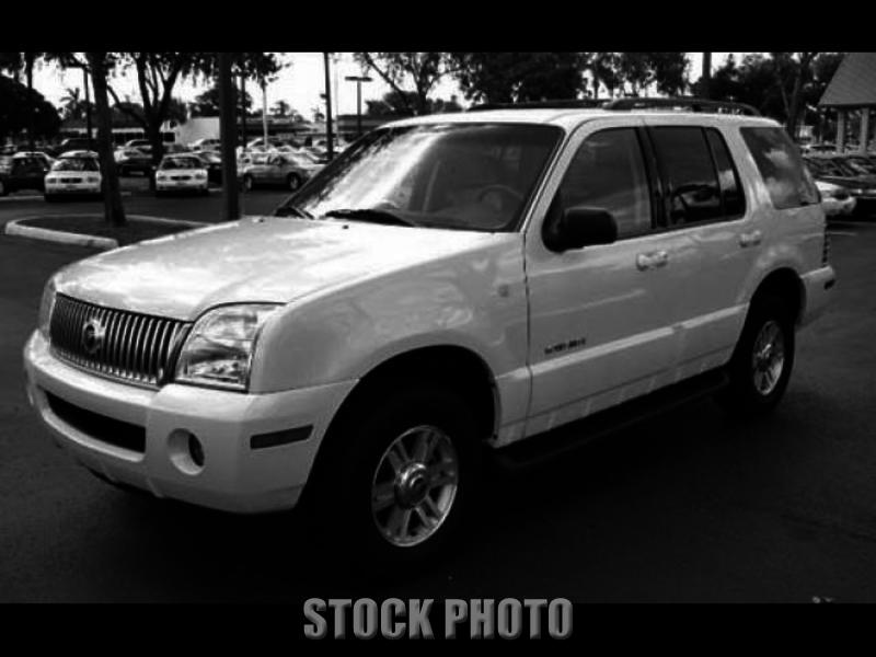 Used 2003 Mercury Mountaineer Premier 4.6L AWD
