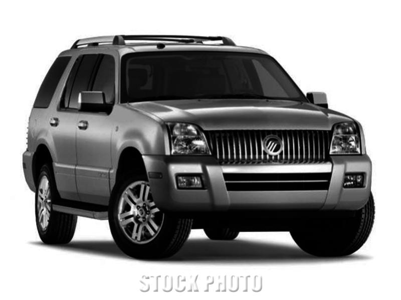 Used 2010 Mercury Mountaineer RWD 4DR PREMIER